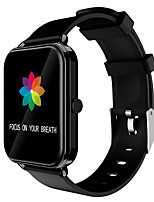cheap -KESHUYOU 2021 Smartwatch 1.6 Inch Full Touch Heart Rate Fitness Tracker IP67 Waterproof Call Message Remind Watch for IOS Androi