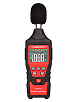 cheap -Habotest HT622 Digital Sound Level Noise Meter Logger 30130db Digital dB Meter Noise Measuring Instrument with CE