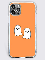 cheap -Halloween Phone Case For Apple iPhone 13 12 Pro Max 11 X XR XS Max iPhone 12 Pro Max 11 SE 2020 X XR XS Max 8 7 Unique Design Protective Case Shockproof Dustproof Back Cover TPU
