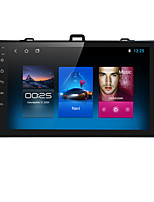 cheap -For Toyota  corolla 2007-2011 Android 10.0 Autoradio Car Navigation Stereo Multimedia Car Player GPS Radio 9 inch IPS Touch Screen 1 2 3G Ram 16 32G ROM Support iOS Carplay WIFI Bluetooth 4G