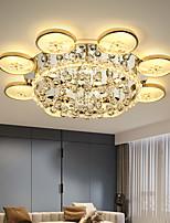 cheap -62 cm Flush Mount Chandelier Lights Stainless Steel LED Nordic Style 220-240V