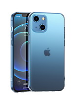 cheap -Phone Case For Apple Back Cover iPhone 13 12 Pro Max 11 SE 2020 X XR XS Max 8 7 Shockproof Frosted Clear Transparent TPU