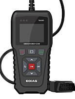 cheap -KINGBOLEN YA301 OBDII Code Reader Scanner Tool YA301 Support Battery Check PK OBD2 KW680 AL319 Diagnostic Tool Function Free Update
