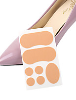 cheap -10 Pairs Sold Shoe Stickers Heel Stickers Thickened Women's High Heels Anti-wear Foot Stickers Not Heel Stickers Anti-dropping Foam Stickers