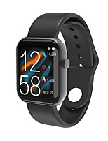 cheap -KESHUYOU i8 Fashion 1.4 Inch Smartwatch Men Full Touch Multi-Sport Mode With Heart Rate Monitor Women Watch For iOS Android 2021