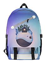 cheap -School Bag Christmas Daypack Bookbag Laptop Backpack with Multiple Pockets for Men Women Boys Girls 28*18*45.5cm