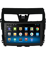cheap -For Nissan Altima 2013-2015 Android 10.0 Autoradio Car Navigation Stereo Multimedia Car Player GPS Radio 10 inch IPS Touch Screen 1 2 3G Ram 16 32G ROM Support iOS Carplay WIFI Bluetooth 4G