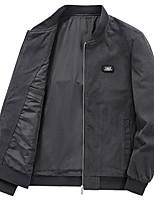 cheap -Men's Hiking Jacket Corduroy Jacket Hiking Windbreaker Winter Outdoor Thermal Warm Windproof Lightweight Breathable Outerwear Trench Coat Top Skiing Fishing Climbing Bean Green Camel Black Dark Gray