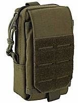 cheap -tactical waist pouch, tactical molle purse belt tactical waist belt bag wallet pouch purse for for camping, hiking, outdoor-living, trekking (armygreen)