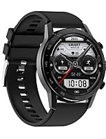cheap -BW0260 Smartwatch Fitness Running Watch Bluetooth Pedometer Sleep Tracker Heart Rate Monitor Call Reminder Camera Control Step Tracker IP68 45mm Watch Case for Android iOS Men Women