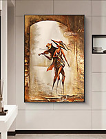 cheap -Wall Art Canvas Prints Vecation Home Decoration Decor Rolled Canvas No Frame Unframed Unstretched