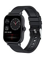 cheap -H10 Smartwatch Fitness Running Watch Bluetooth Pedometer Sleep Tracker Heart Rate Monitor Media Control Message Reminder Call Reminder 42mm Watch Case for Android iOS Men Women