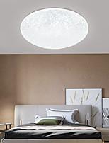cheap -LED Ceiling Light 40 cm Dimmable Flush Mount Lights Metal Modern 110-240 V