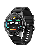 cheap -SENBONO X28 Smartwatch Fitness Running Watch Bluetooth Pedometer Sleep Tracker Heart Rate Monitor Long Standby Media Control Call Reminder IP68 44mm Watch Case for Android iOS Men Women