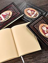 cheap -Santa Claus Retro European Hardcover Notebook 21.5*14.5 cm