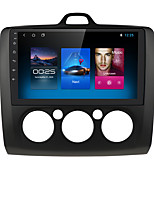 cheap -For Ford Focus 2004-2011 Android 10.0 Autoradio Car Navigation Stereo Multimedia Car Player GPS Radio 9 inch IPS Touch Screen 1 2 3G Ram 16 32G ROM Support iOS Carplay WIFI Bluetooth 4G