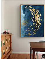 cheap -DIY 35D Diamond Painting Wall Home Decor Decoration Kits Abstract Sea Fish for Adults Kids