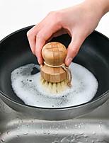cheap -Pot Washing Brush Dishwashing Brush Household Kitchen Sink Cooktop Bowl Cleaning Brush