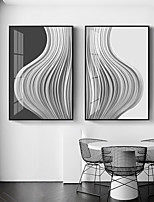 cheap -Wall Art Canvas Prints Painting Artwork Picture Abstract 3D Home Decoration Decor Rolled Canvas No Frame Unframed Unstretched