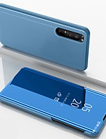 cheap -Phone Case For Sony Back Cover Xperia XZ3 Xperia XZ4 / Xperia 1 Xperia XZ5 / Xperia 5 Xperia 10 Plus Xperia 1 II Shockproof Dustproof Solid Colored TPU