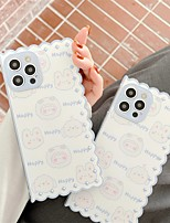 cheap -Phone Case For Apple Back Cover iPhone 12 Pro Max 11 X XR XS Max Shockproof Dustproof Cartoon PC
