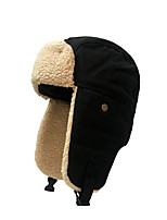 cheap -Men's Women's Ski Hat Trapper Hat with Faux Fur Thermal Warm Windproof Hat Winter Snowboard for Skiing