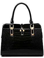 cheap -Women's Bags PU Leather Top Handle Bag Date Office & Career 2021 Blue Black Red Beige