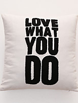 cheap -Simple Nordic Pop Geometric Embroidery Pillow Cushion Sofa Square Backrest Living Room Room Bedside Backrest Backrest