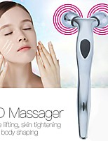 cheap -Face-lift Roller Massager Y Shape Roller Massager For Face Lifting Wrinkle Remove Beauty Tool
