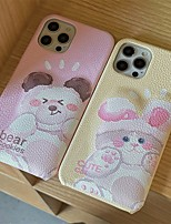 cheap -Phone Case For Apple Back Cover iPhone 12 Pro Max 11 SE 2020 X XR XS Max 8 7 Shockproof Dustproof Cartoon Silica Gel
