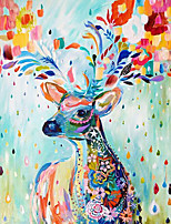 cheap -DIY 37D Diamond Painting Wall Home Decor Decoration Kits Animal Abstract Deer for Adults Kids