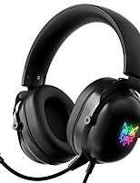 cheap -X11 Gaming Headset USB 3.5mm Audio Jack PS4 PS5 XBOX Ergonomic Design Retractable Stereo for Apple Samsung Huawei Xiaomi MI  Everyday Use PC Computer Gaming