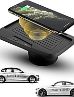 cheap -Wireless Charger for Old BMW 3 4 Series 2018 2017 2016 Compatible for BMW 4 Series 2018 2019 2020 Accessories Center  Wireless Charging Pad