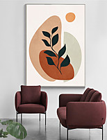 cheap -Wall Art Canvas Prints Painting Artwork Picture Floral Abstract Botanical Home Decoration Decor Rolled Canvas No Frame Unframed Unstretched