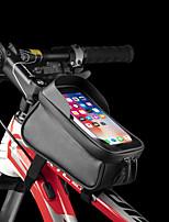 cheap -CoolChange Bike Frame Bag Top Tube Touchscreen Rain Waterproof Waterproof Zipper Bike Bag TPU PU(Polyurethane) Bicycle Bag Cycle Bag Bike / Bicycle School