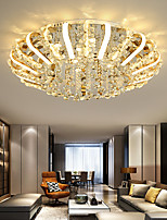 cheap -Ceiling Lights 52cm Unique Design Flush Mount Lights Stainless Steel LED Nordic Style 220-240V