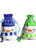 cheap -Christmas Candy Bag Children Apple Bag Drawstring Gift Bag Christmas Gift Bag Christmas Tree Ornaments
