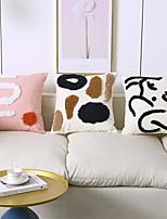 cheap -Pillowcase Northern Europe Line Tassel Home Office Pillowcase Cushion Cover Living Room Bedroom Sofa Cushion Cover Modern Sample Room Cushion Cover
