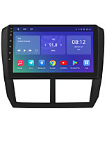 cheap -For Subaru Forester 2007-2013 Autoradio Car Navigation Stereo Multimedia Car Player GPS Radio 9 inch IPS Touch Screen 1 2 3G Ram 16 32G ROM Support iOS Carplay WIFI Bluetooth 4G 2 Din