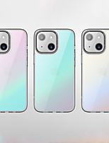 cheap -Phone Case For Apple Back Cover iPhone 13 Pro Max iPhone 13 iPhone 13 Pro Shockproof Dustproof Color Gradient TPU