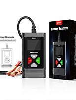 cheap -KINGBOLEN OBD BM560 Car Motorcycle Battery Tester 12V 6V Battery System Analyzer 2000CCA Charging Cranking Test Tools Reverse Protection