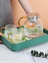 cheap -Rectangular Plastic Hollow Tray Cup Tray Double-Layer Tea Tray Fruit Vegetable Drain Tray Multifunctional