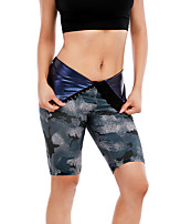 cheap -Body Shaper Sauna Suit Slimming Pants Sports Yoga Fitness Gym Workout Stretchy Durable Tummy Control Butt Lift Hot Sweat For Women