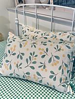cheap -2pcs Fashion Leisure Hug Pillow Case Polyester Printing Cushion Cover 46*74cm