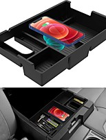 cheap -Car Qi Wireless for Toyota Tundra 2007-2021 Wireless Charging Tray Center Console Organizer for Toyota Tundra Accessories Sequoia 2007 2008 2009 2010 2011 2012 2013 2014 2015 2016 2017 2018 2019 2020 2021