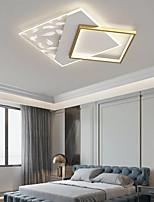 cheap -45 cm Pendant Lights LED Lantern Design Flush Mount Metal Painted Finishes Modern 220-240V
