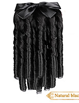 cheap -Royal Roll Hair Ponytail Clip Black Princess Hair Products Medieval Europen Hair For Women Evening Party Head Wear Accessorie1 order