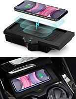 cheap -Car Qi Wireless Wireless Car Charger for BMW X3 X4 G01 2018 2019 2020 2021 BMW X4 2019 2020 2021 Accessories Wireless Charging Pad Mat for Women Men Girls