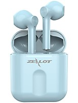 cheap -ZEALOT T2 True Wireless Headphones TWS Earbuds Bluetooth5.0 with Charging Box in Ear Long Battery Life for Apple Samsung Huawei Xiaomi MI  Yoga Fitness Running Mobile Phone