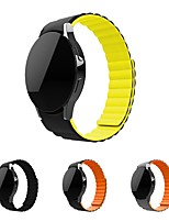 cheap -Smart Watch Band for Samsung Galaxy 1 pcs Business Band Silicone Replacement  Wrist Strap for Galaxy Watch 4 44mm